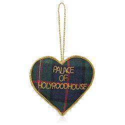 Holyrood Palace Tartan Heart