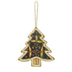 Holyrood Palace Tartan Christmas Tree
