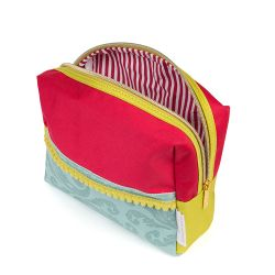 Buckingham Palace Pom Pom Large Wash Bag
