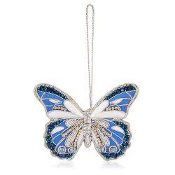 Buckingham Palace Royal Birdsong Butterfly Decoration