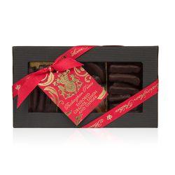 Buckingham Palace Chocolate Coated Fruit Selection