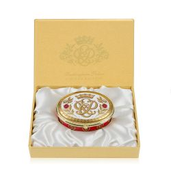 Limited Edition 70th Wedding Anniversary Pillbox