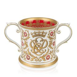 Limited Edition 70th Wedding Anniversary Loving Cup