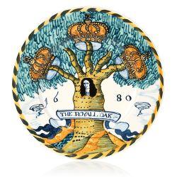 Charles II Plate