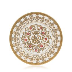 Buckingham Palace 70th Wedding Anniversary Commemorative Plate