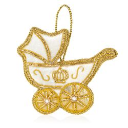 Royal Baby 2018 Official Commemorative Pram Decoration