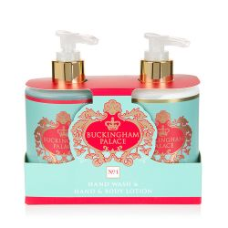 Buckingham Palace N°1 Hand Wash and Hand & Body Lotion Gift Set