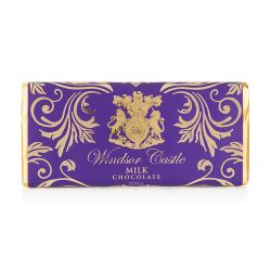 Windsor Castle Milk Chocolate Bar