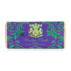 Windsor Castle Mint Chocolate Bar