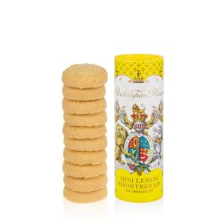 Buckingham Palace Handbag Lemon Shortbread: For Emergencies