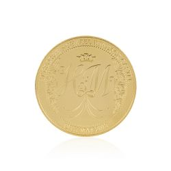The Duke and Duchess of Sussex Royal Wedding Commemorative Coin