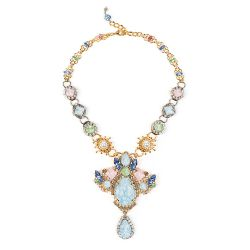 Vicki Sarge Pastel Statement Necklace
