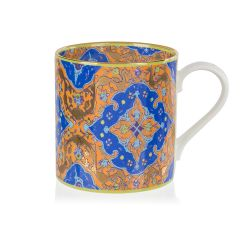 Splendours of the Subcontinent Orange Coffee Mug