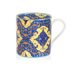 Splendours of the Subcontinent Yellow Coffee Mug