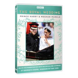The Duke and Duchess of Sussex Royal Wedding DVD