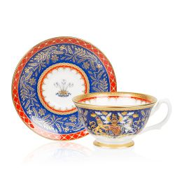 The Prince of Wales 70th Birthday Commemorative Teacup and Saucer