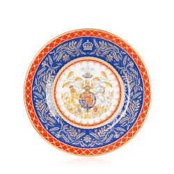 The Prince of Wales 70th Birthday Commemorative Side Plate