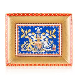 Limited Edition The Prince of Wales 70th Birthday Commemorative Tray