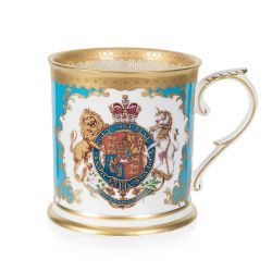 Limited Edition Coat of Arms Large Tankard