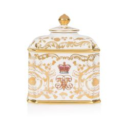 Limited Edition Victoria and Albert Tea Caddy