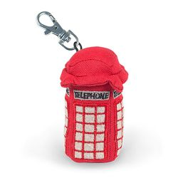 London Telephone Box Keyring
