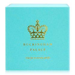 Buckingham Palace Turquoise Miniature Teapot
