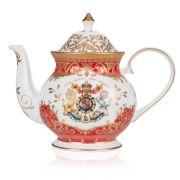 Buckingham Palace Coronation Commemorative Teapot
