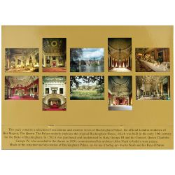 Buckingham Palace Postcard Pack