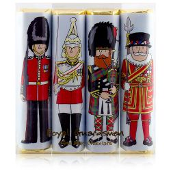 Buckingham Palace Character Chocolate Bars