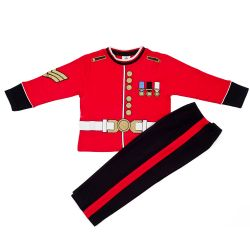 Buckingham Palace Guardsman Pyjamas