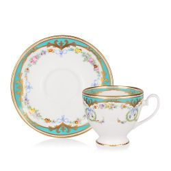 Buckingham Palace Great Exhibition Teacup and Saucer
