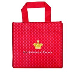 Buckingham Palace Red Eco Shopper