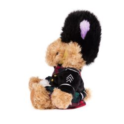 Buckingham Palace Piper Teddy Bear