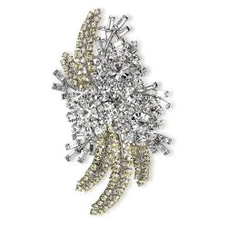 Buckingham Palace Wattle Brooch