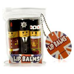 Lip Balm Characters