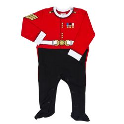 Buckingham Palace Guardsman Sleepsuit
