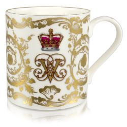 Buckingham Palace Victoria and Albert Coffee Mug