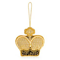 Mary Queen of Scots Crown Decoration