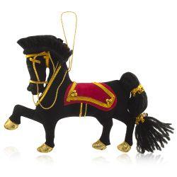 Buckingham Palace Black Horse Decoration
