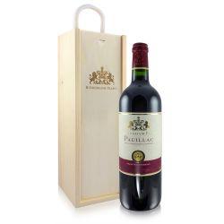 Buckingham Palace Red Wine Boxed