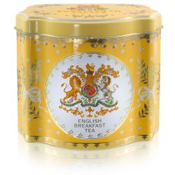Buckingham Palace English Breakfast Tea Caddy