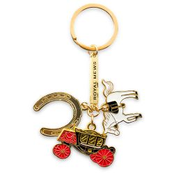 Royal Mews Charm Keyring
