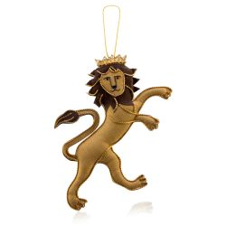 Royal Baby Lion Decoration