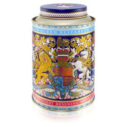 Buckingham Palace Longest Reigning Monarch Tea Caddy