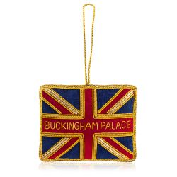 Buckingham Palace Union Flag Decoration