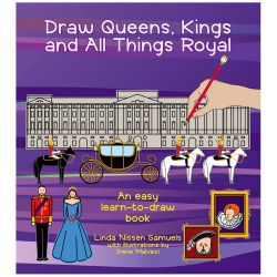 Draw Queens, Kings and All Things Royal