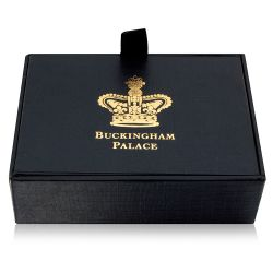 Buckingham Palace Crown Cufflinks
