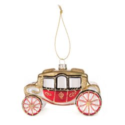 Buckingham Palace State Coach Ornament