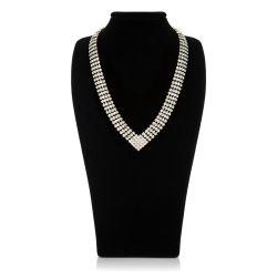 Buckingham Palace Diamante Necklace