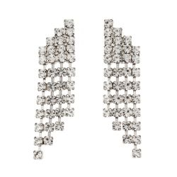 Buckingham Palace Diamante Earrings